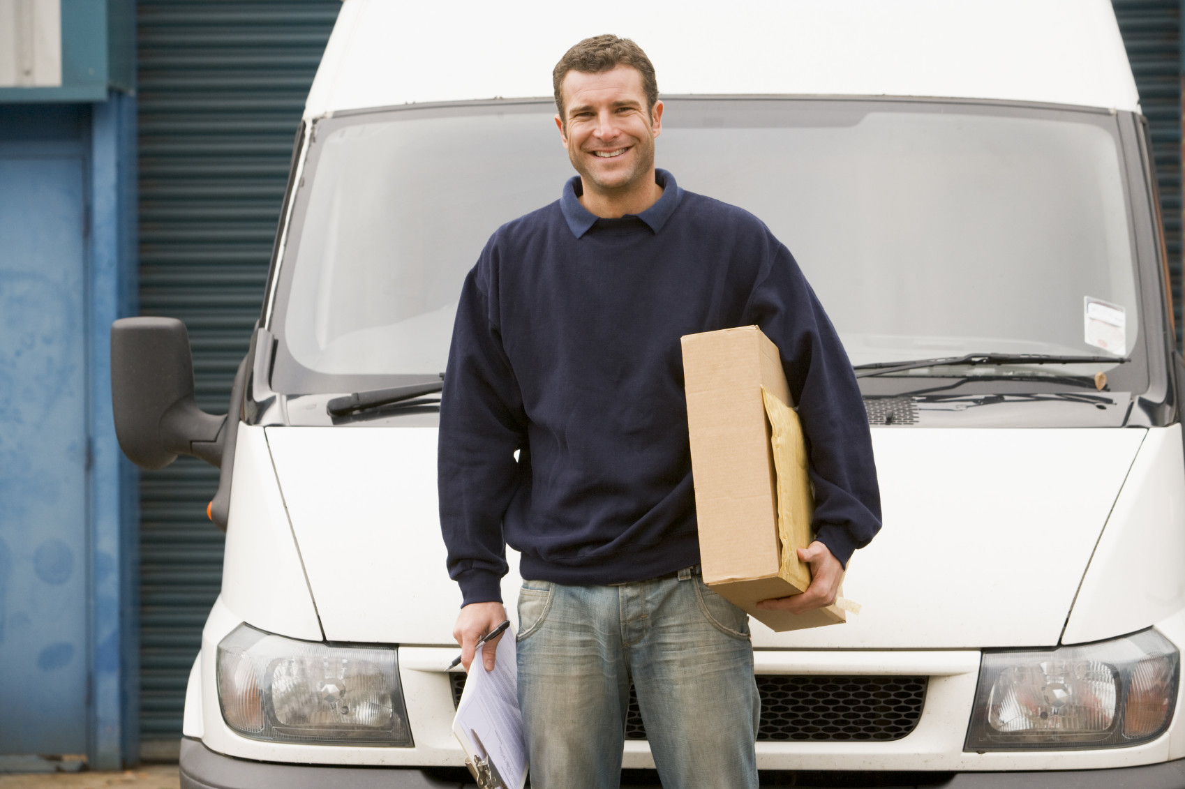 How to start a courier business or courier service