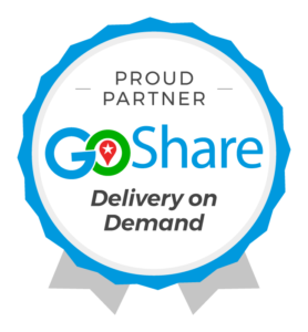 GoShare Badge