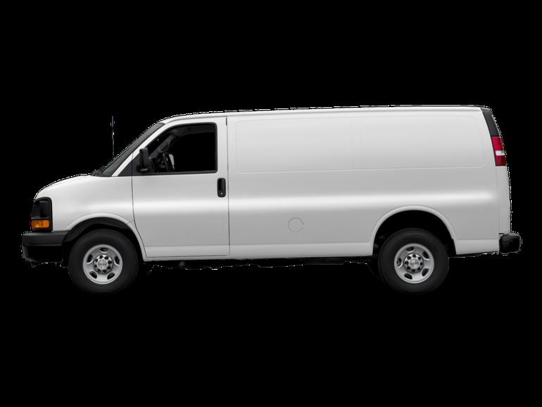 2018 Chevy Express Cargo Van