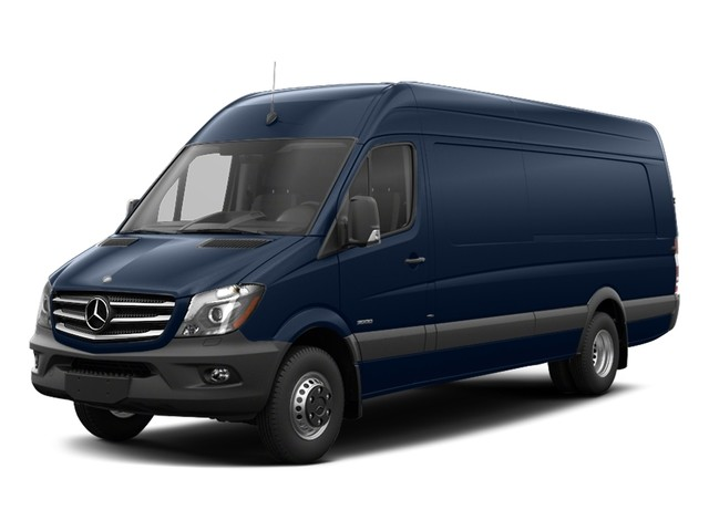 2018 Mercedes-Benz Sprinter Cargo