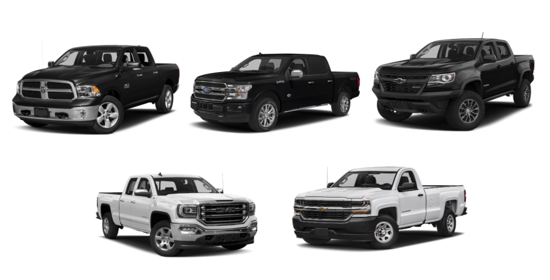 Best Pickup Trucks 2018