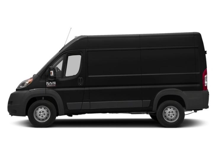 2018 Ram ProMaster Van