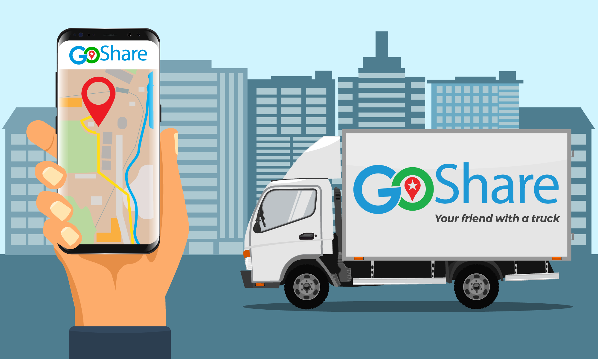 Last Mile Delivery - GoShare