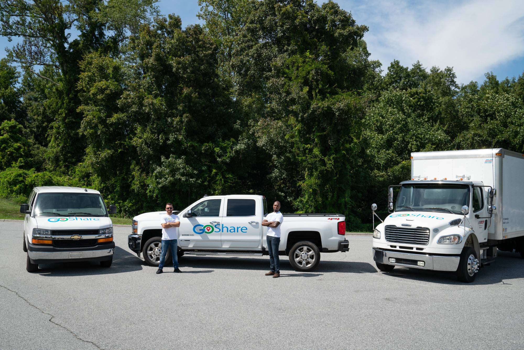 GoShare Truck Drivers