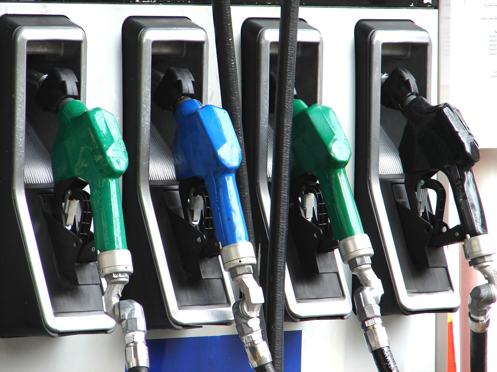 Gas and Diesel Pumps