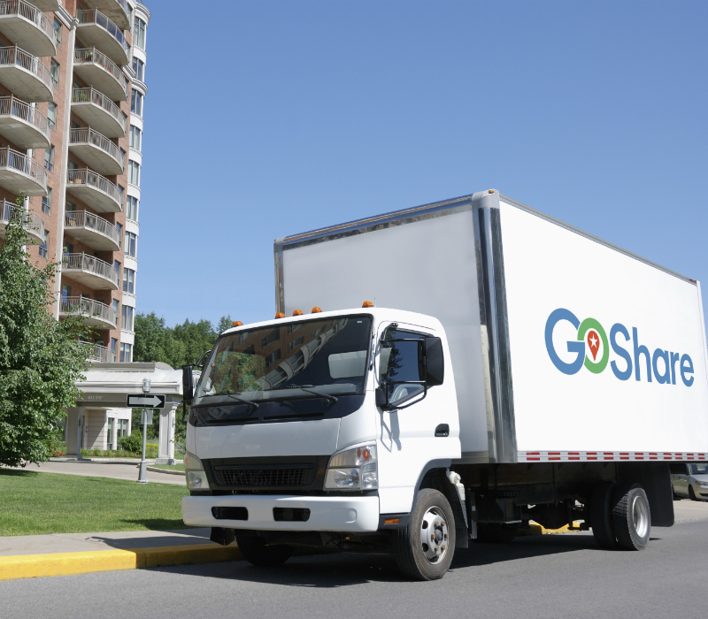 Pallet Delivery Pallet Shipping Ltl Service On Demand Goshare