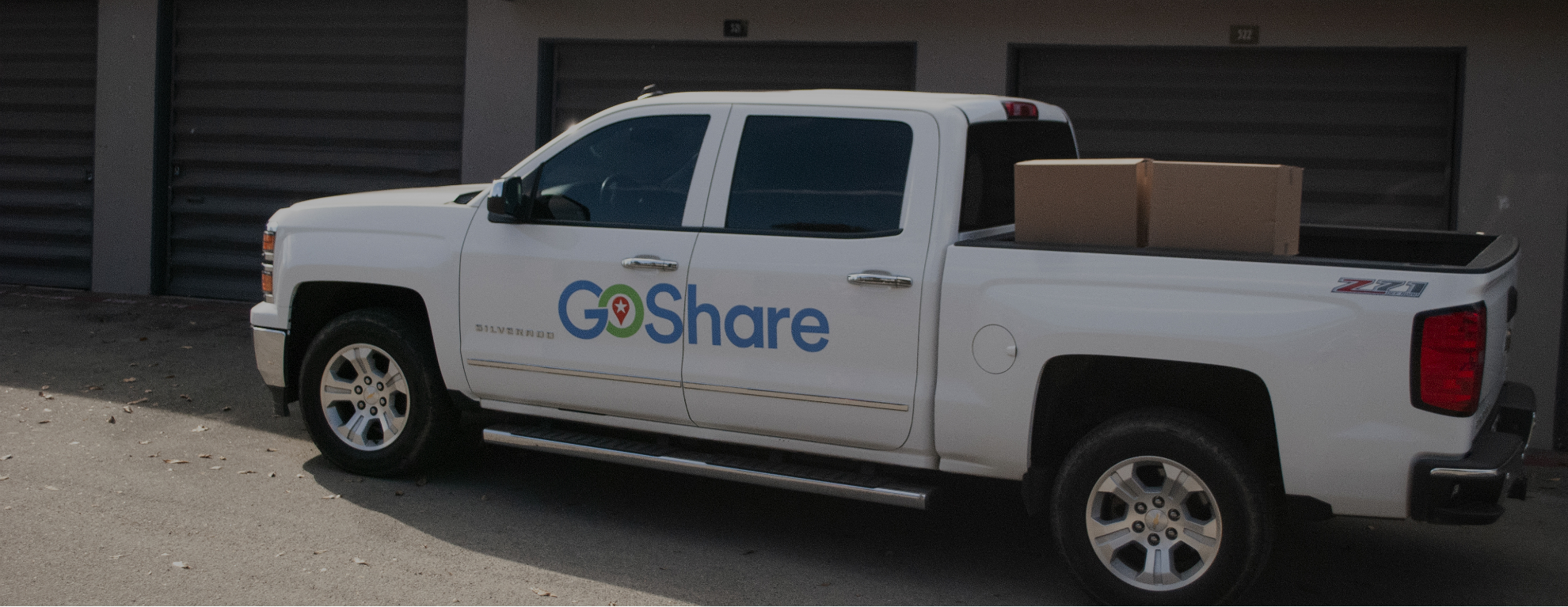 Self Storage Pick Up And Delivery Service