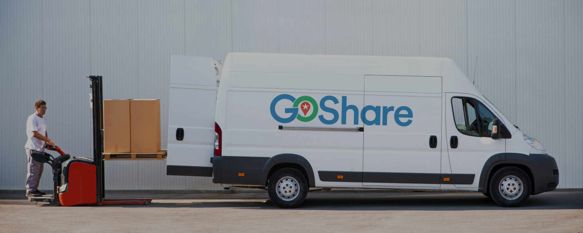 Last Mile Delivery On Demand - GoShare