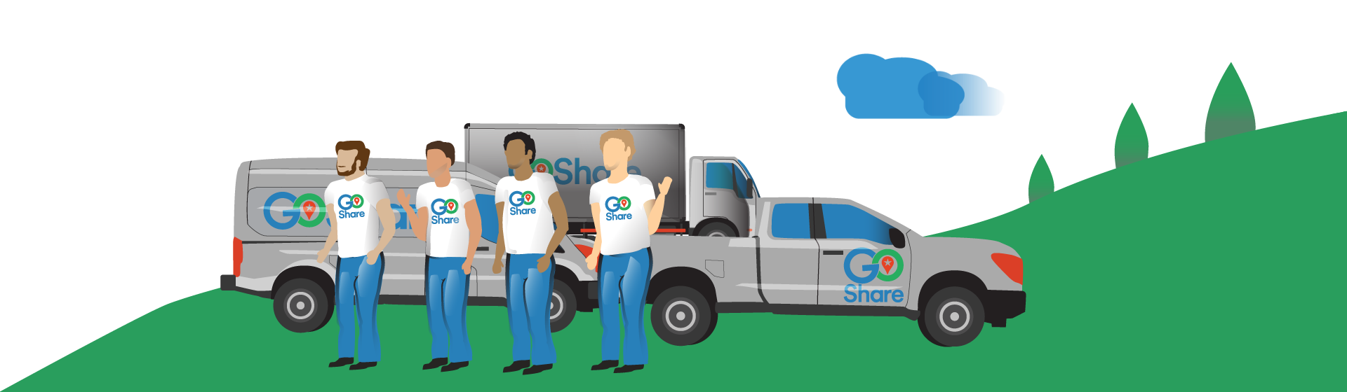 Driving Job, Couriers, Hot Shot Job, Delivery Job - GoShare