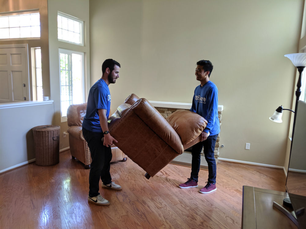 Wood Floors When Moving Furniture