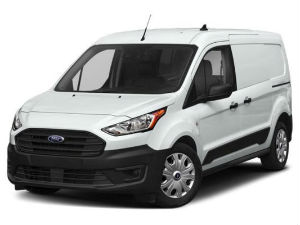 2020 Ford Transit Connect White