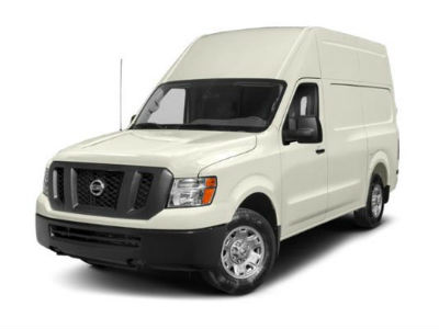 2020 Nissan NV High Roof Cargo Van