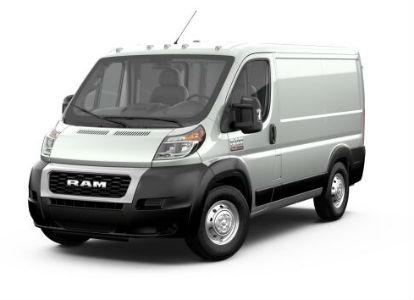 2020 Ram Promaster Cargo Van White