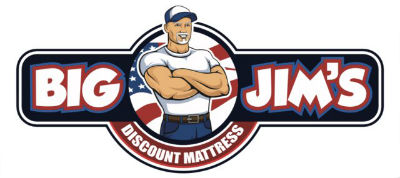 Big Jims Discount Mattress Logo