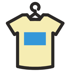Clothing Apparel Icon