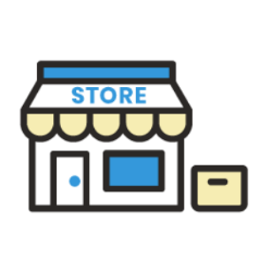 Retail/Wholesale Delivery Icon